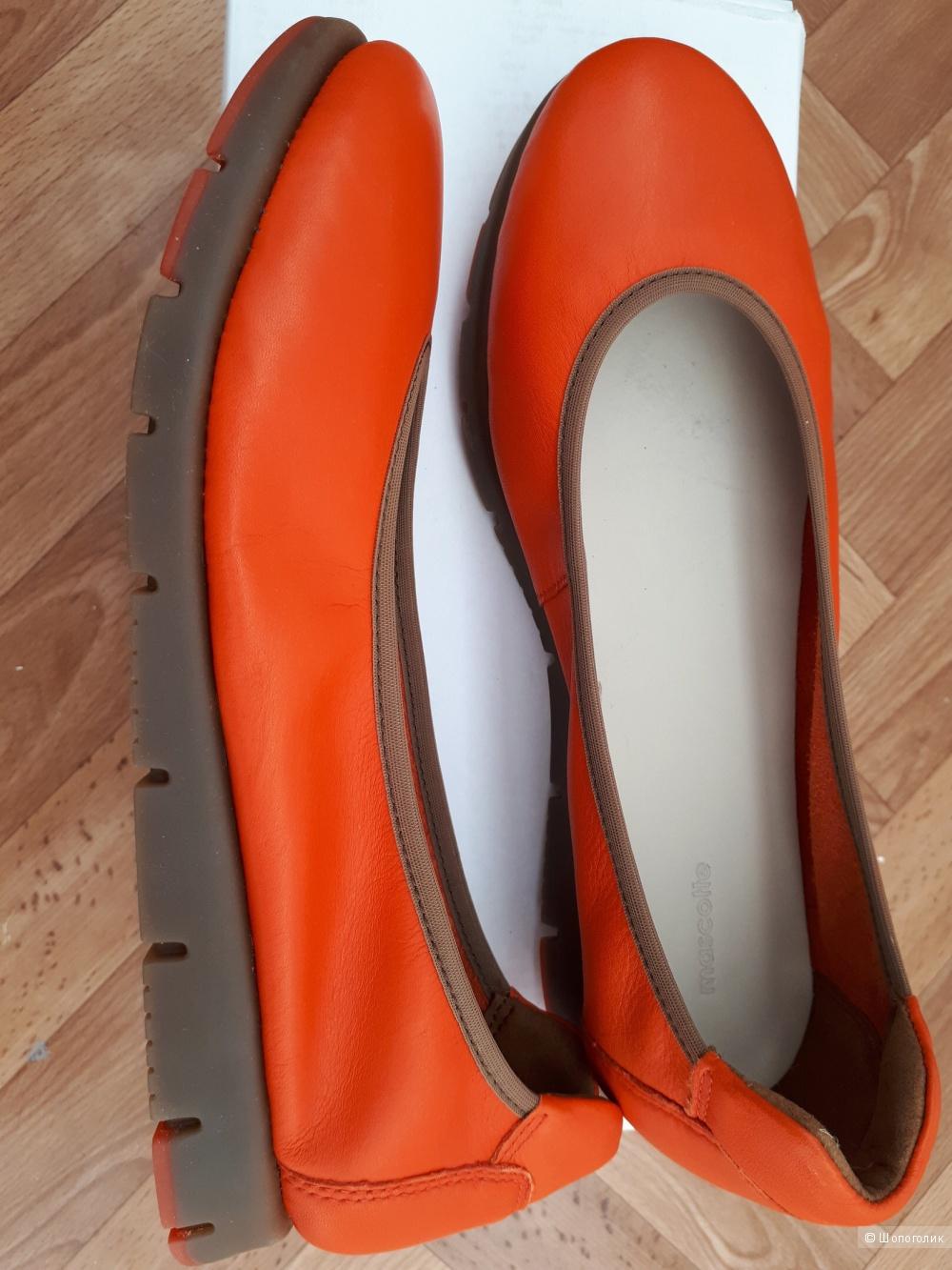 Балетки Mascotte, 37 размер