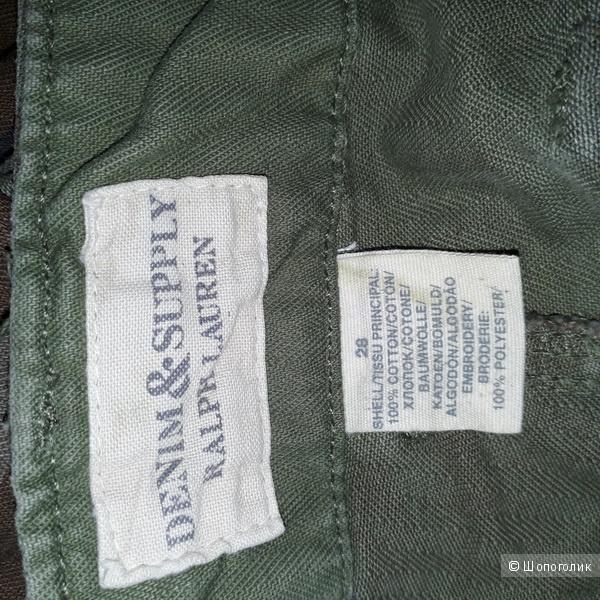 Шорты Ralph Lauren Denim & Supply, 28 размер