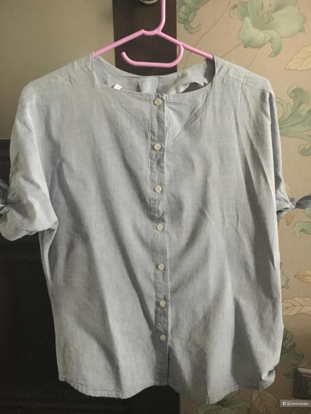 Рубашка lost ink размера s