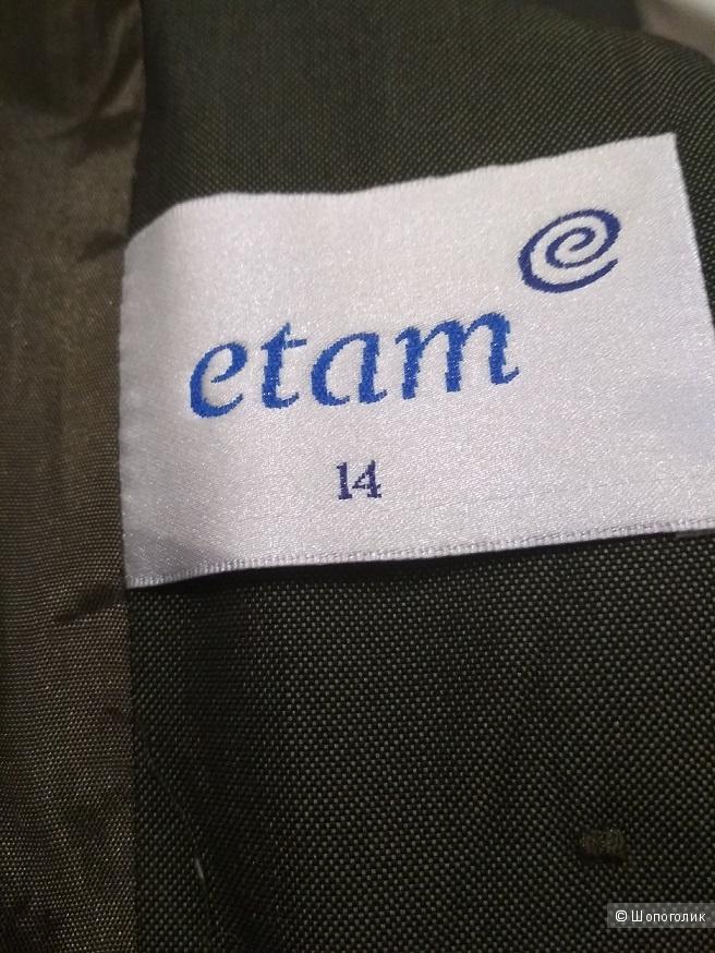 Пиджак  Etam UK 14 на наш 48-50