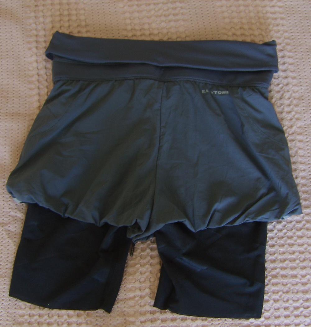 Спортивные шорты EA7 Reebok Emporio Armani