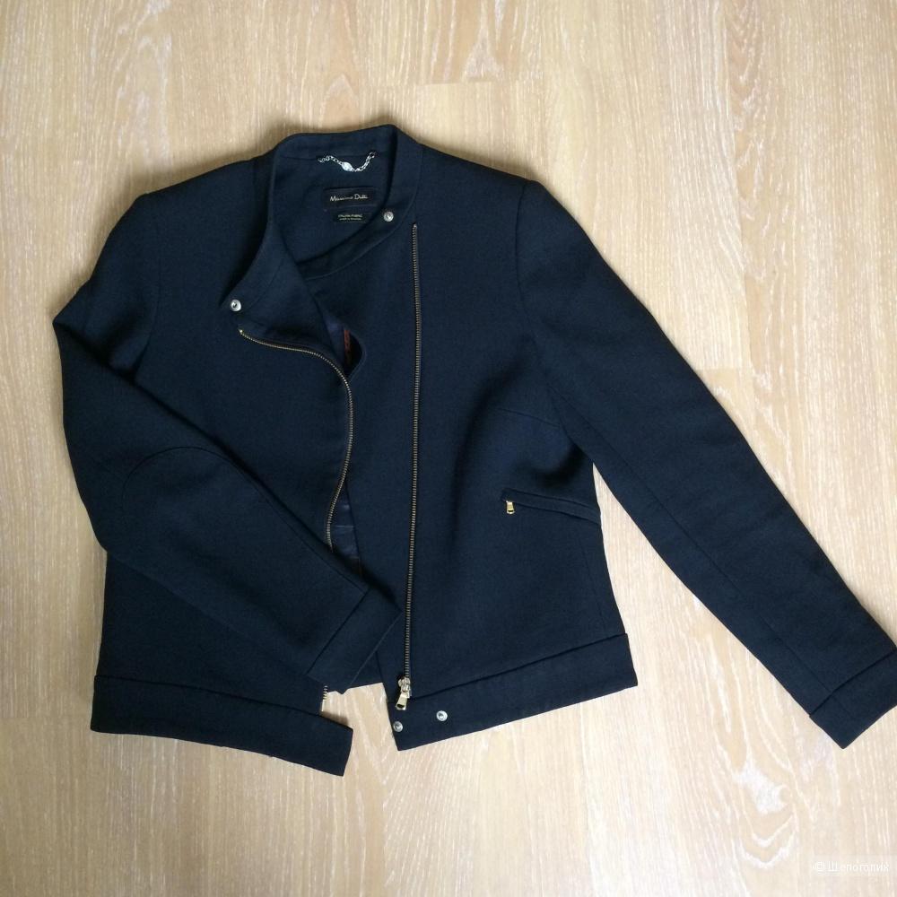 Куртка-жакет Massimo Dutti, р-р 44-46