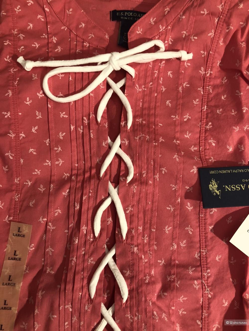Платье Polo assn.   Размер М-L