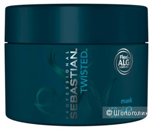 Sebastian Professional Twisted Elastic Mask 150ml