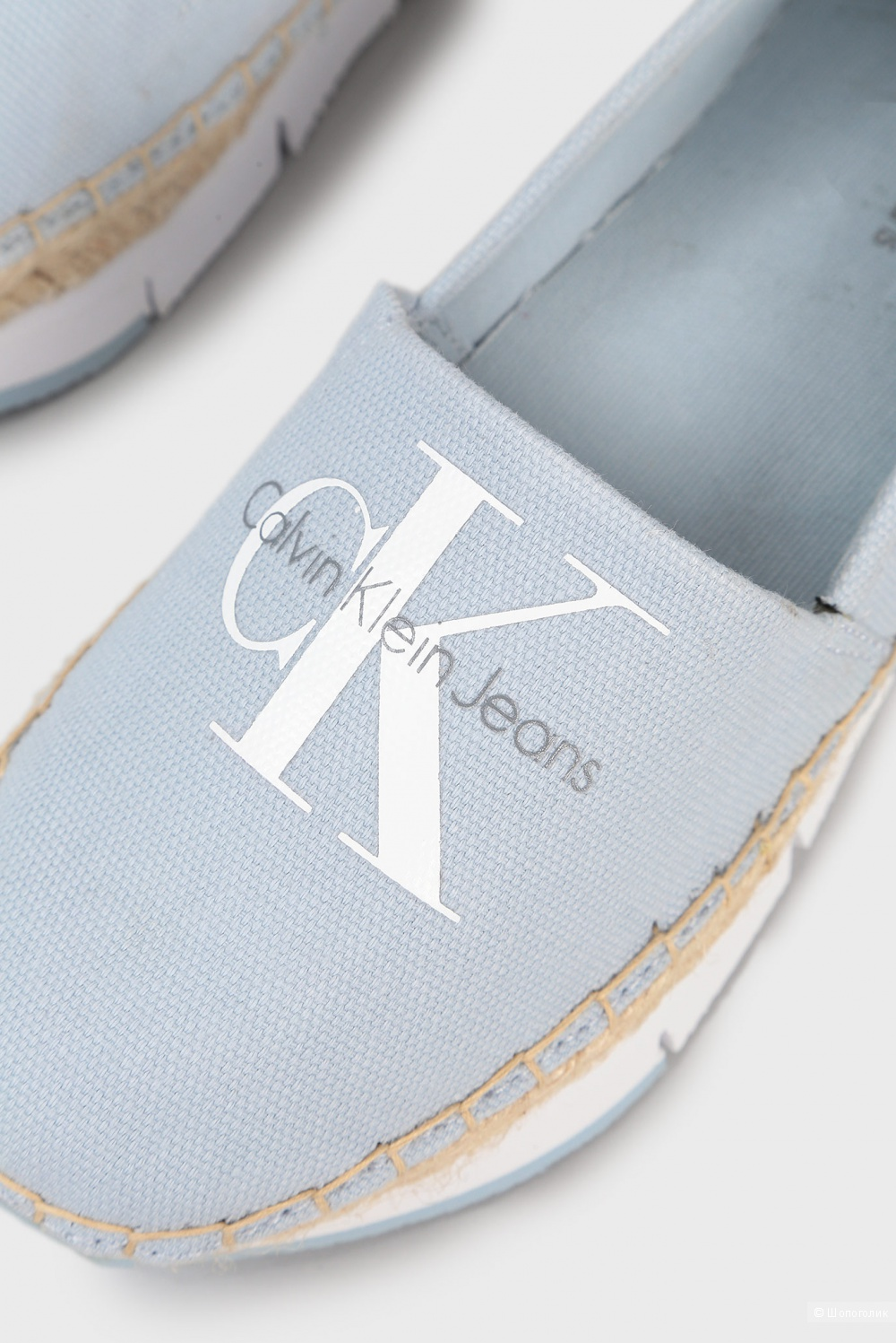 Эспадрильи - слипоны Calvin Klein 36-37 размер