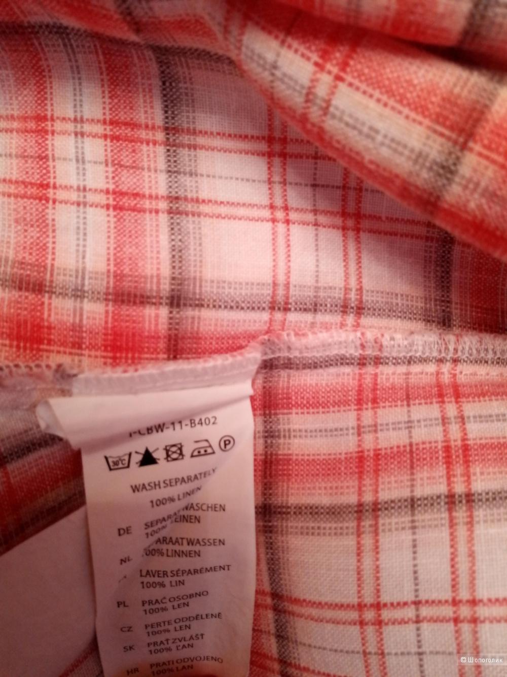 Рубашка льняная Chnshan Berg р.48-50