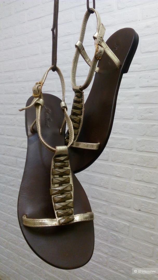 Кожаные сандалии Maxime, р 39