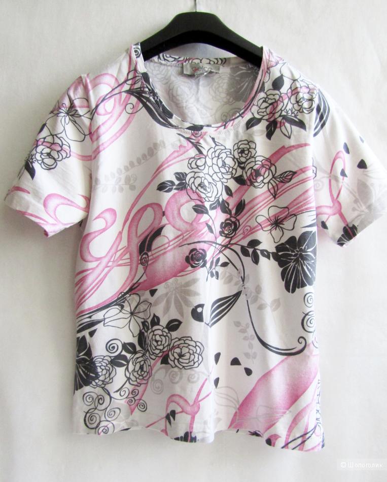 Джемпер (футболка) Gelco размер 44/46