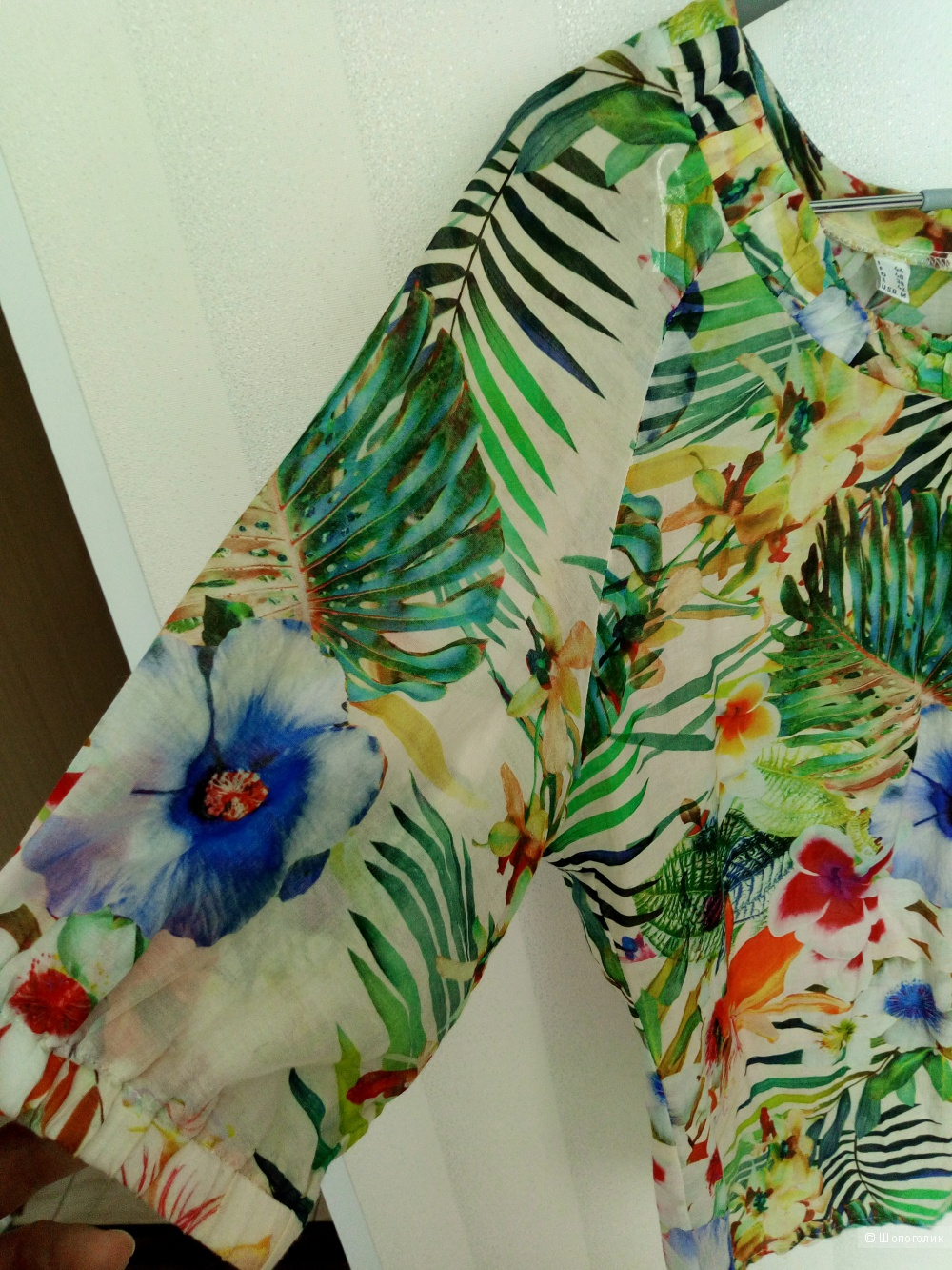 Блузка ZANETTI, размер 48 - 50