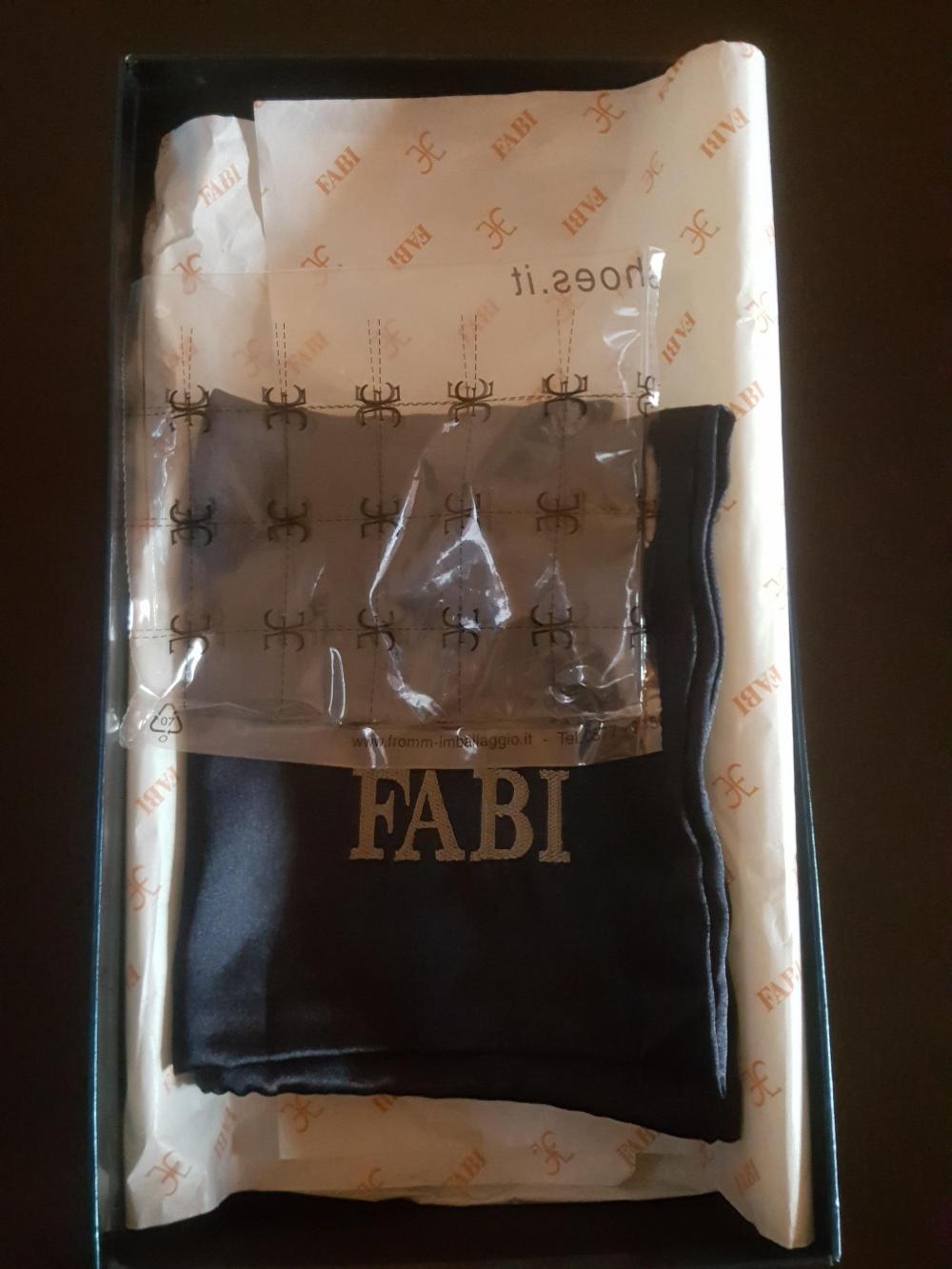 Балетки Fabi, р-р 36
