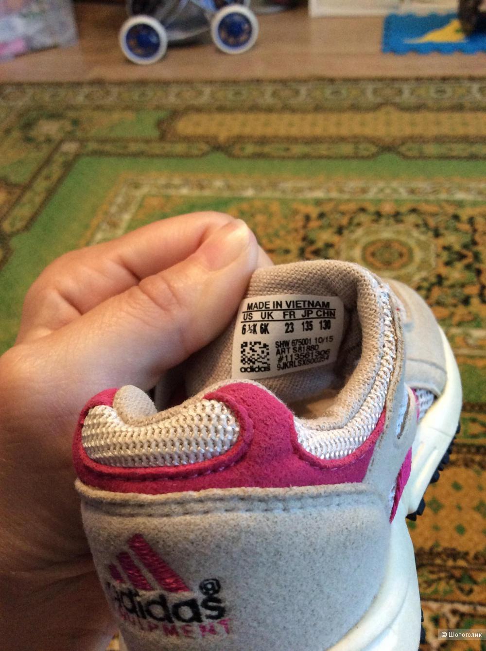Кроссовки Adidas 23 размер