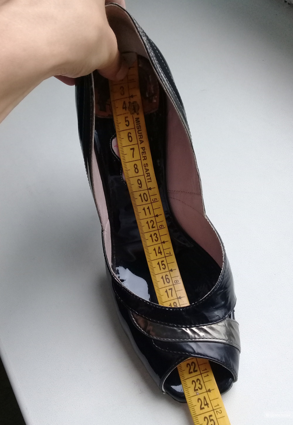 Туфли Fabi, размер 35,5