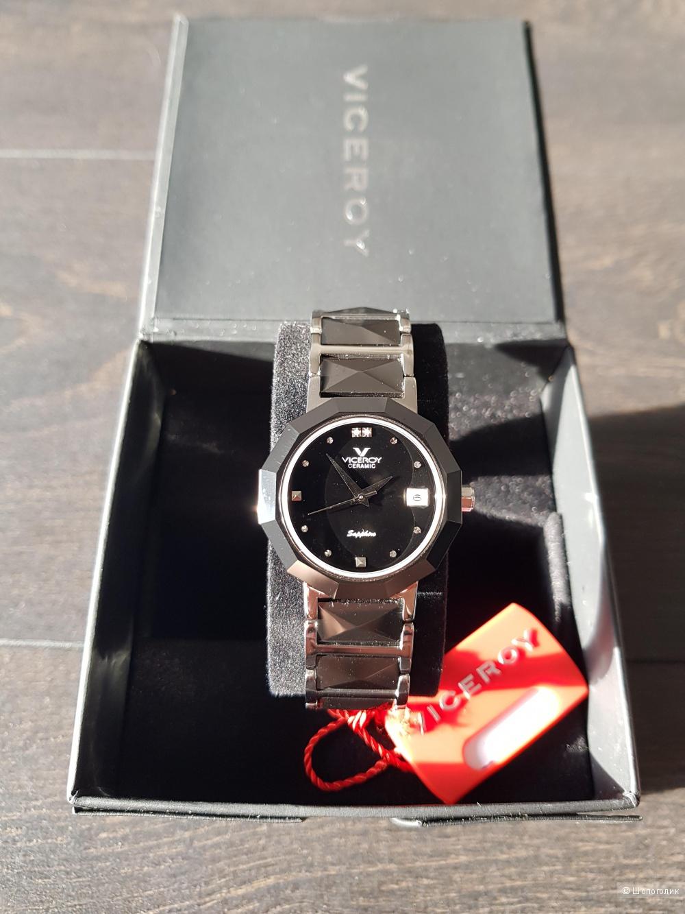 Наручные часы Viceroy 47576-57 с сапфирами