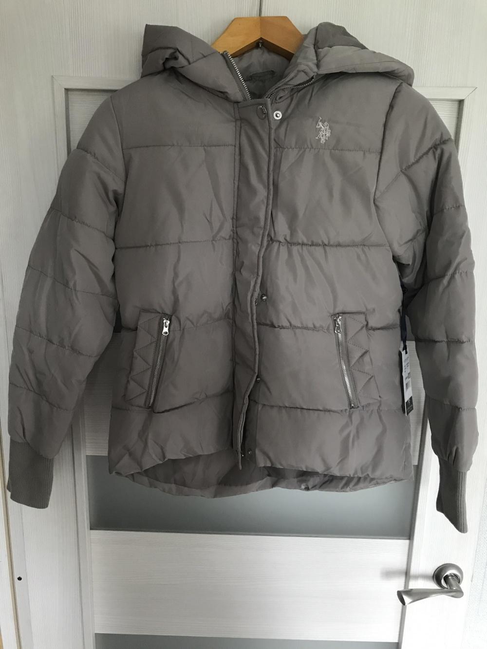 Куртка us polo assn, размер s