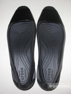 Балетки Крокс Crocs 40-41 размер