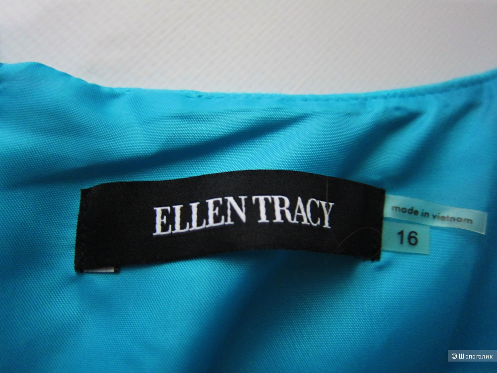Платье Ellen Tracy 50-52 р-р (16 US)