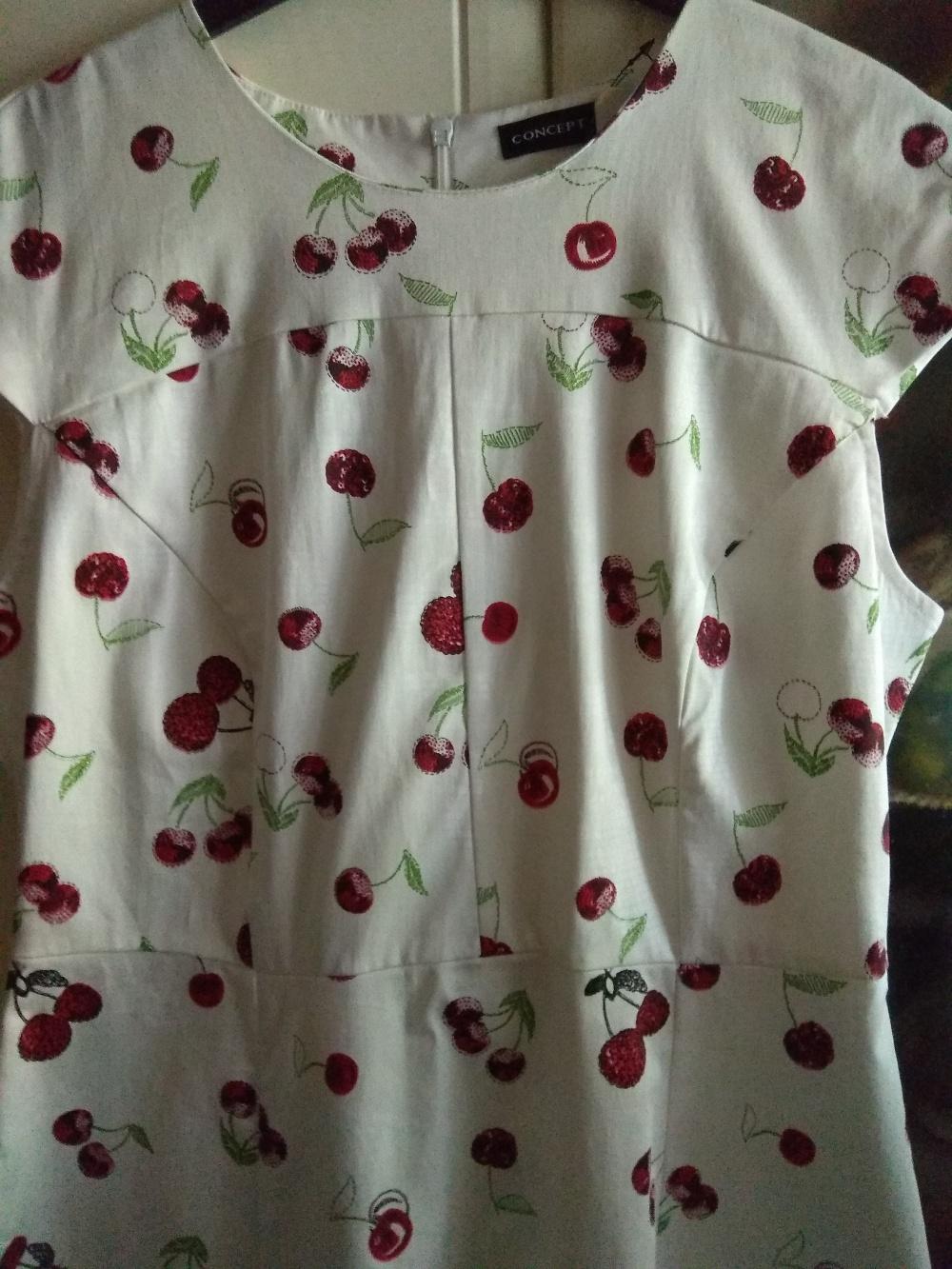 Платье Concept Club, размер 50 (рос) = 100-84- до 106