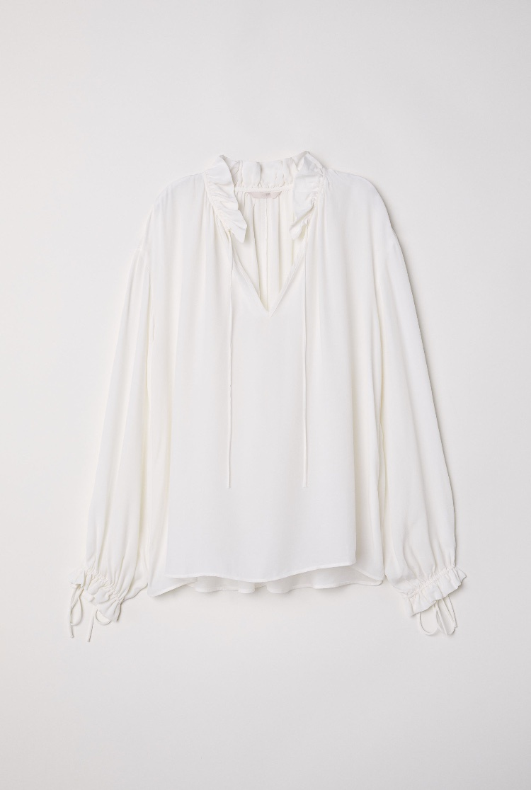 Блузка H&M р-р S/M