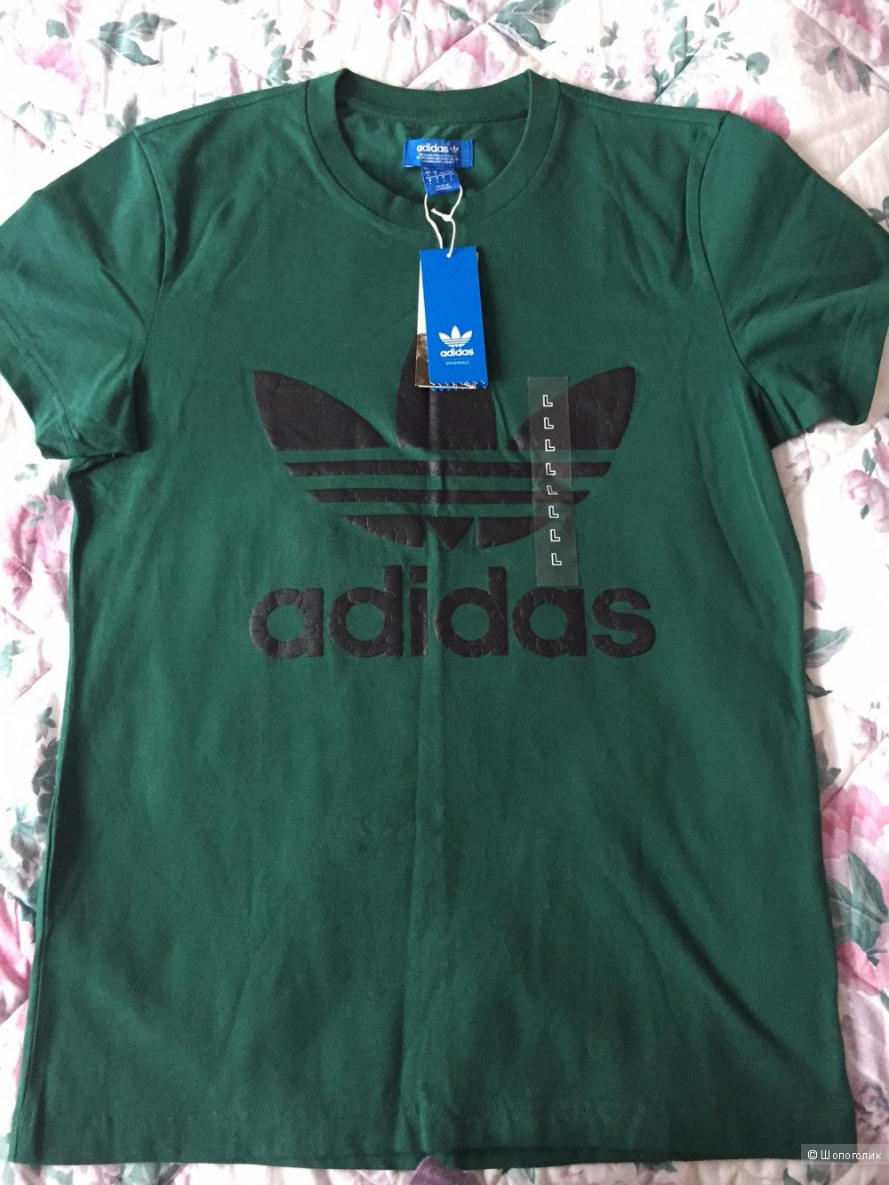 Футболка Adidas, р. L