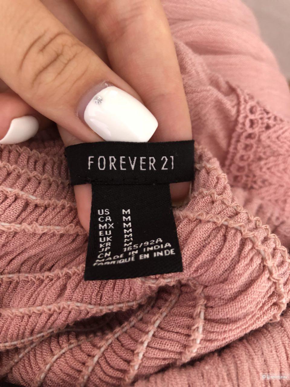 Платье Forever 21, размер M