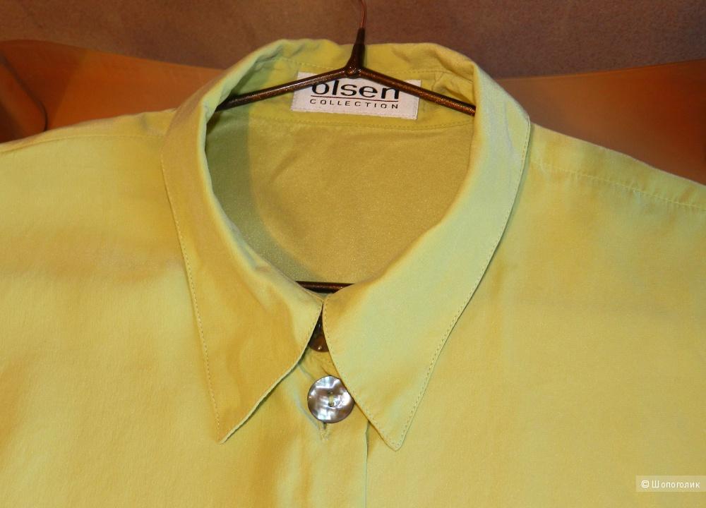 Блузка рубашка OLSEN collection 46-48
