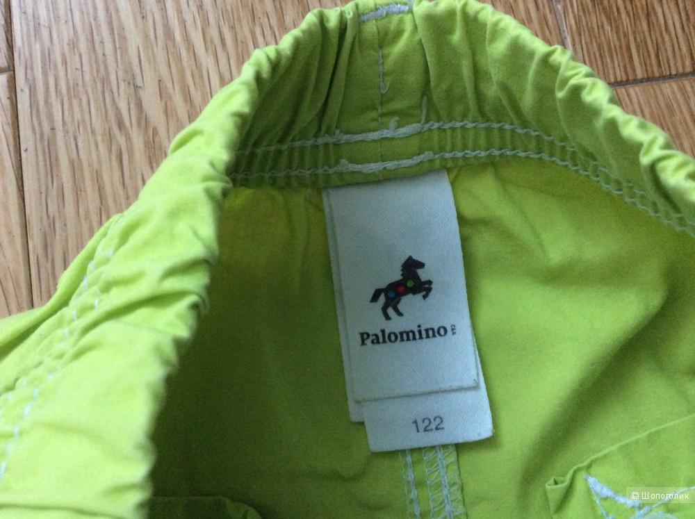 Сет из двух летних шорт на мальчика 116-130 см + новые шорты в подарок!