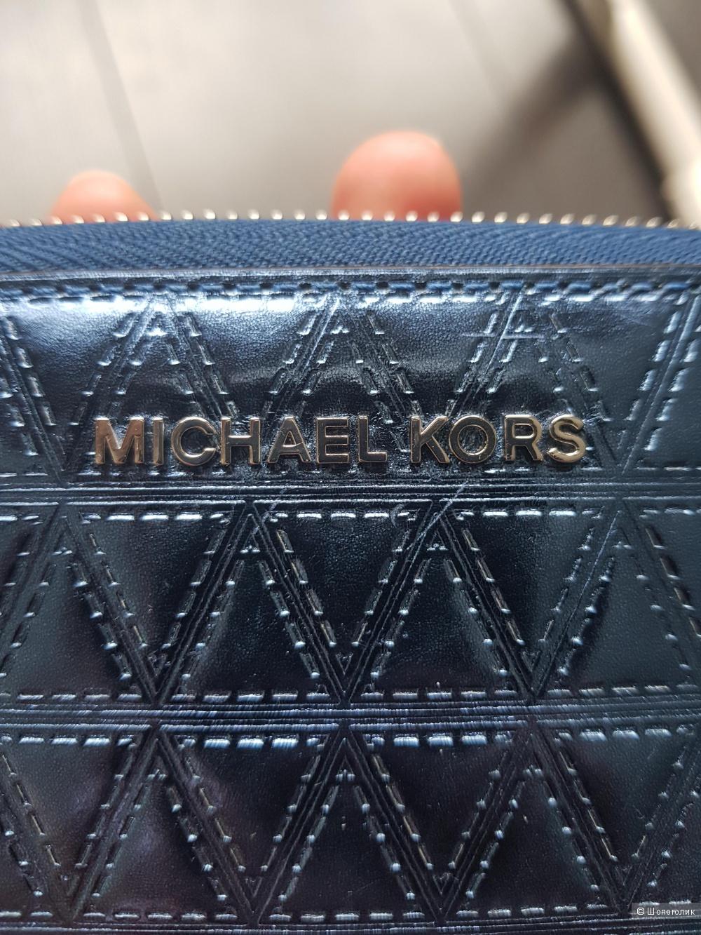 Michael Kors кошелек - клатч кожаный