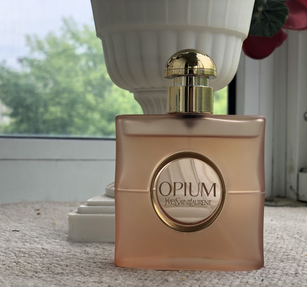 YSL opium vapeurs EDT 50ml