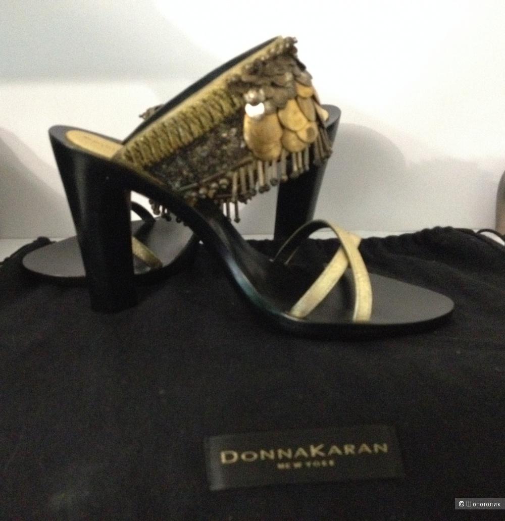 Босоножки Donna Karan Collection размер 37,5