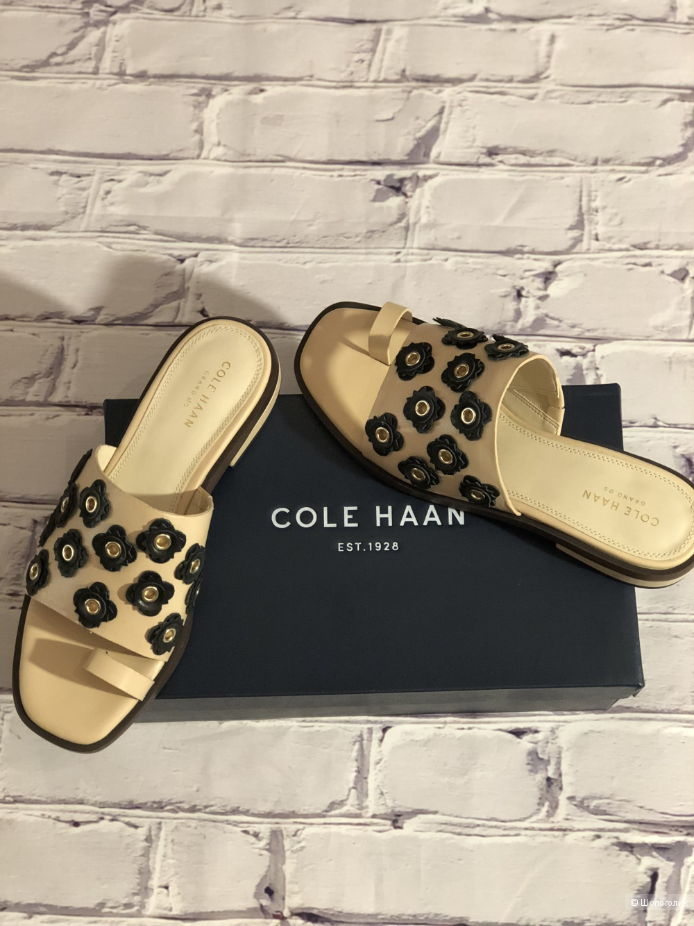 Босоножки Cole Haan.  Размер 36,5-37