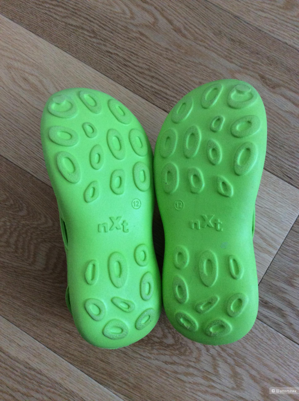 Пляжные сандалии NXT р.12 (на ножку 18,5-19,5 см)