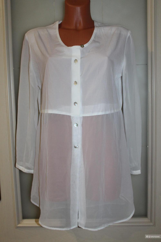 Блуза-туника, размер 44-46