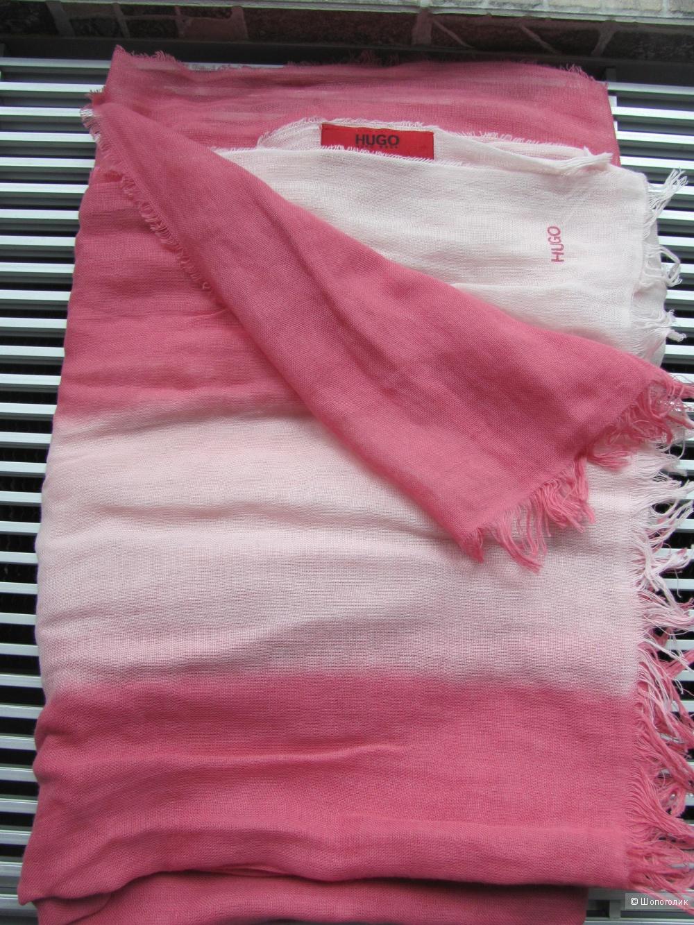 Палантин-шарф Hugo Boss. One size.