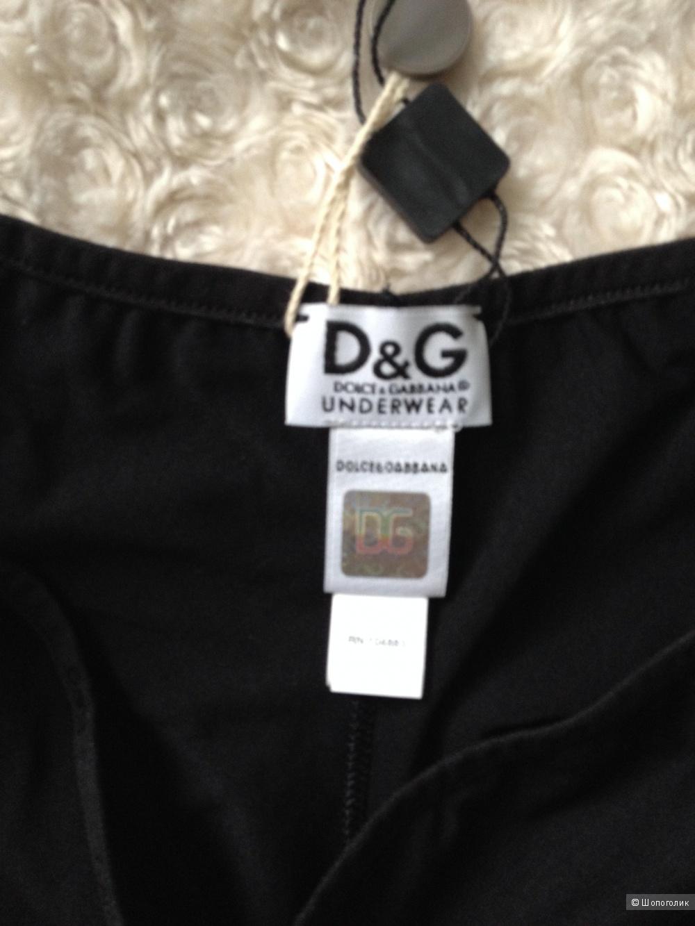 Трусы D&G underwear размер I IT / S