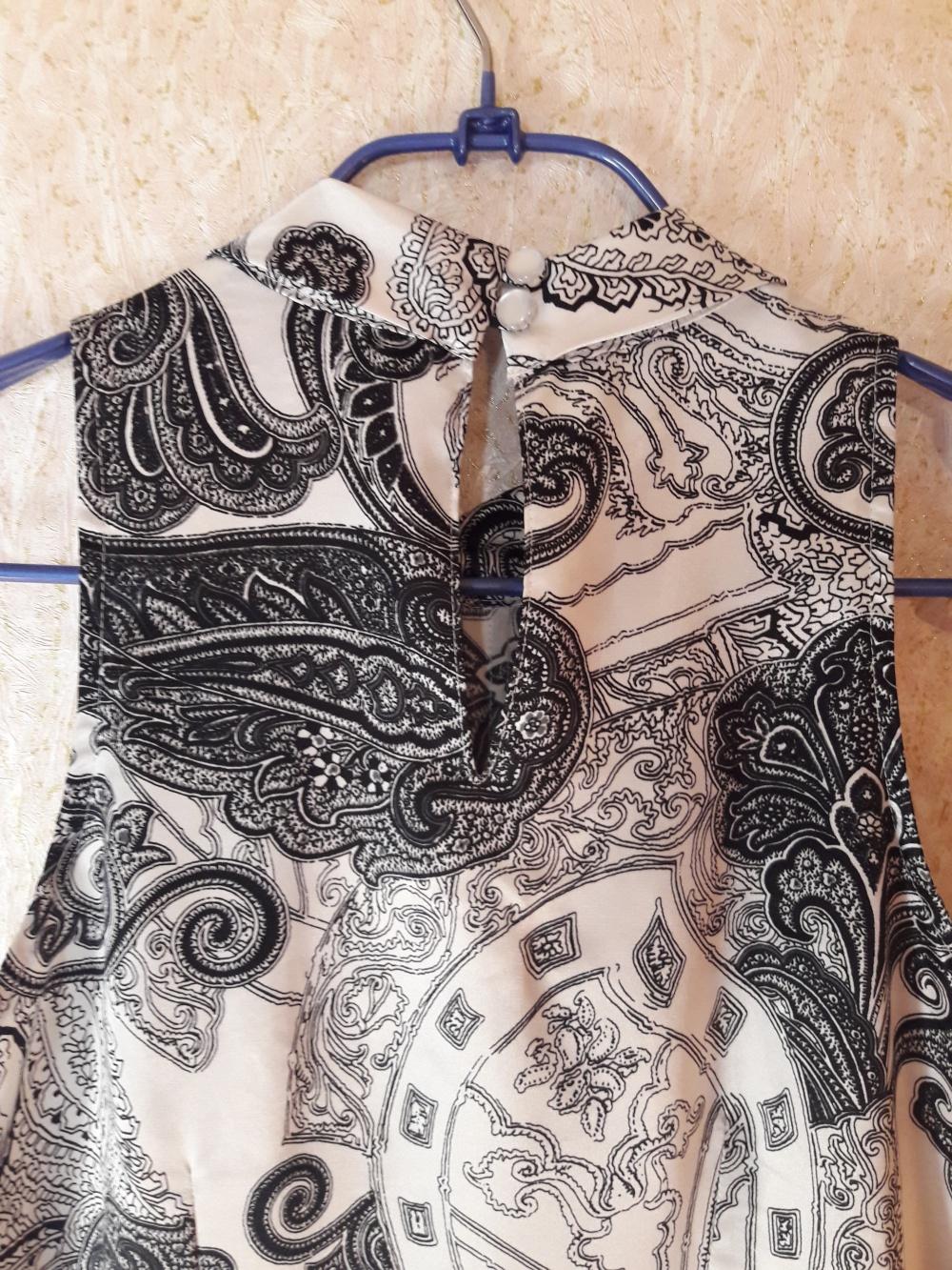 Платье  ZOLLA, М размер + футболка в подарок