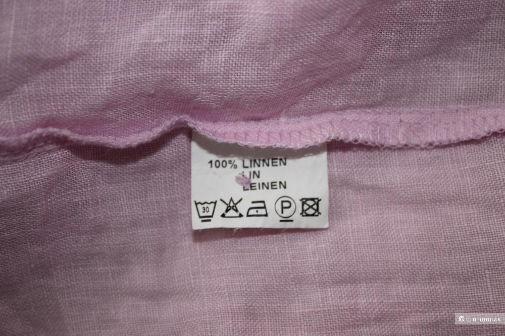 Льняная блузка Gana,xs/s