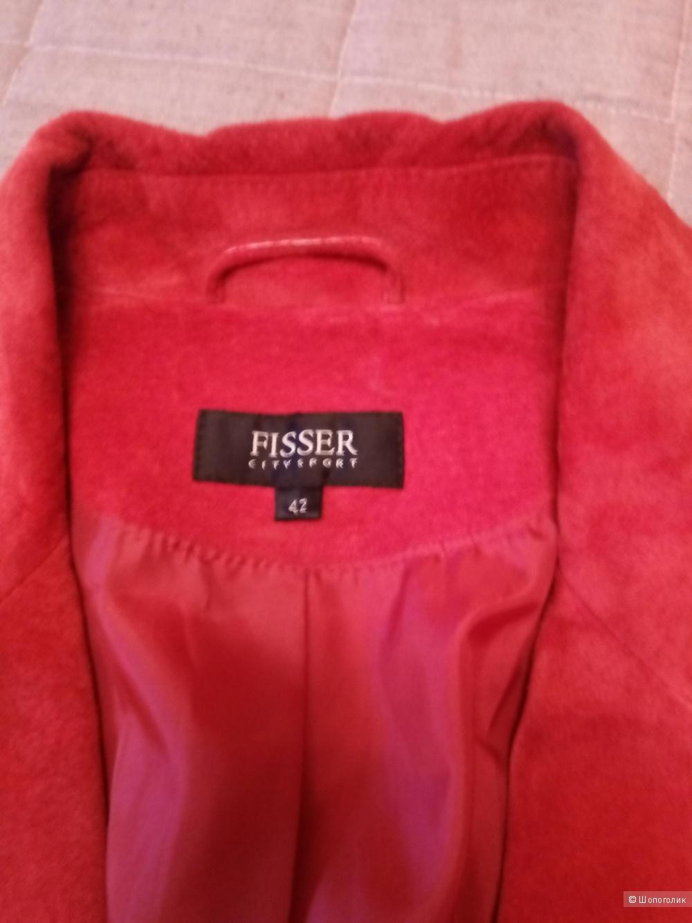 Куртка замша Fisser р.46-48