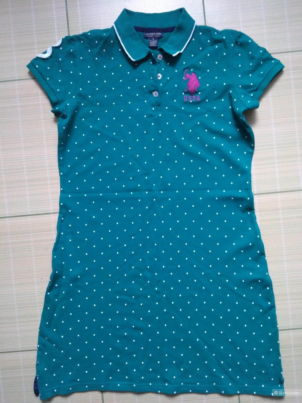 Платье u.s.polo assn размер s