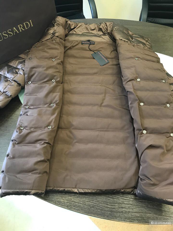 Женская куртка пуховик Trussardi Jeans, размер XS, S