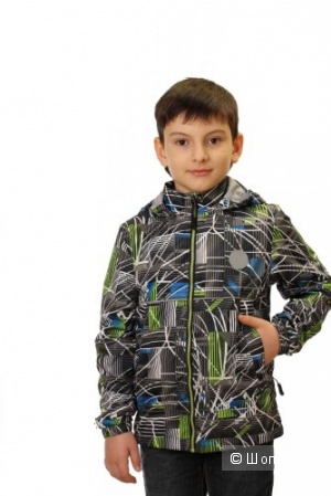 Ветровка на мальчика Sova 128р