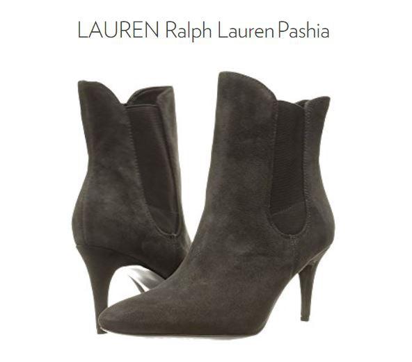 Ботильоны LAUREN Ralph Lauren разм 41