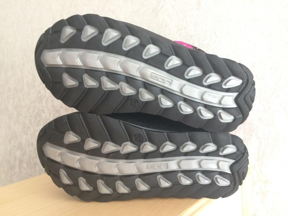 Мембранные сапожки Jog Dog 26 размера