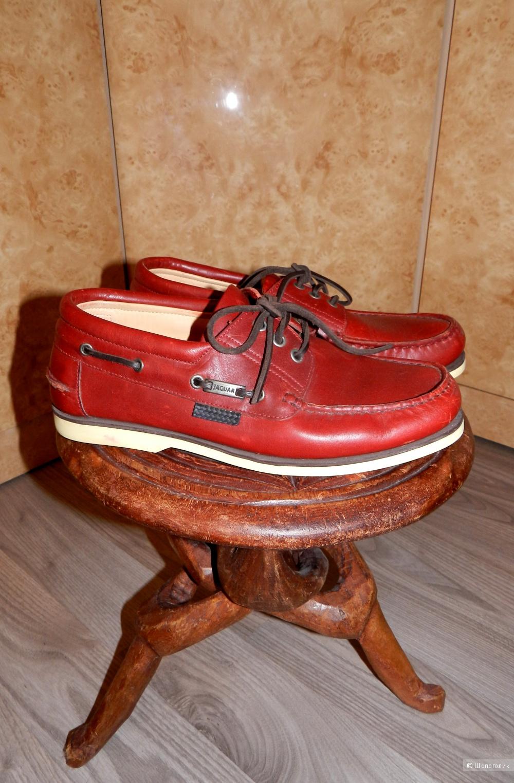 Туфли мокасины Jaguar 40-41