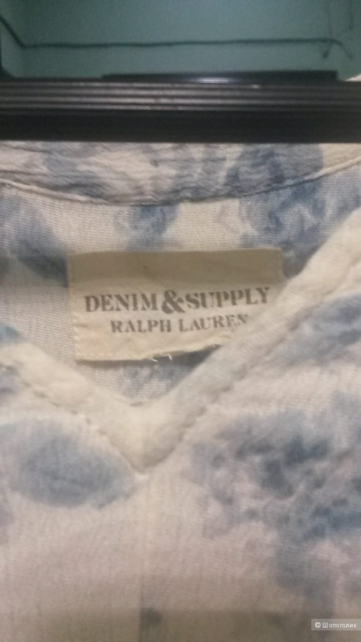 Блузка Denim & Supply Ralph Lauren, 42-44