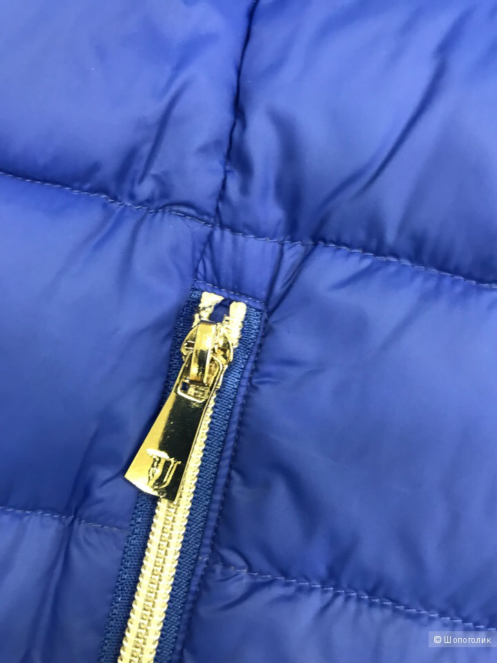 Мужской пуховик Trussardi Jeans, размер 54