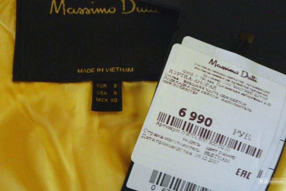 Massimo dutti куртка размер S