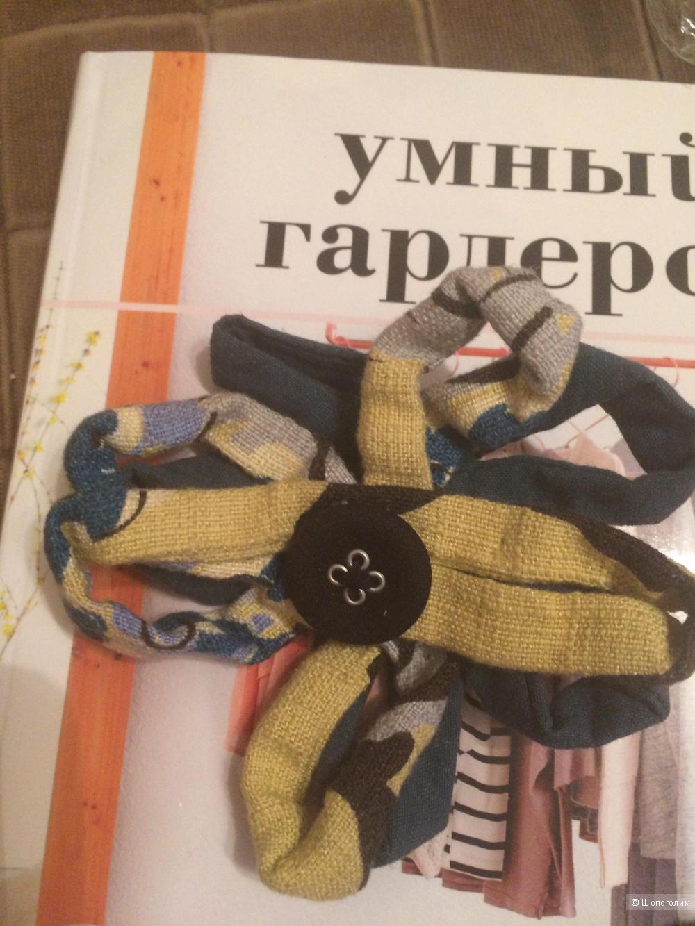 "Комплект брошей Antonio Marras и ""Веретено"""