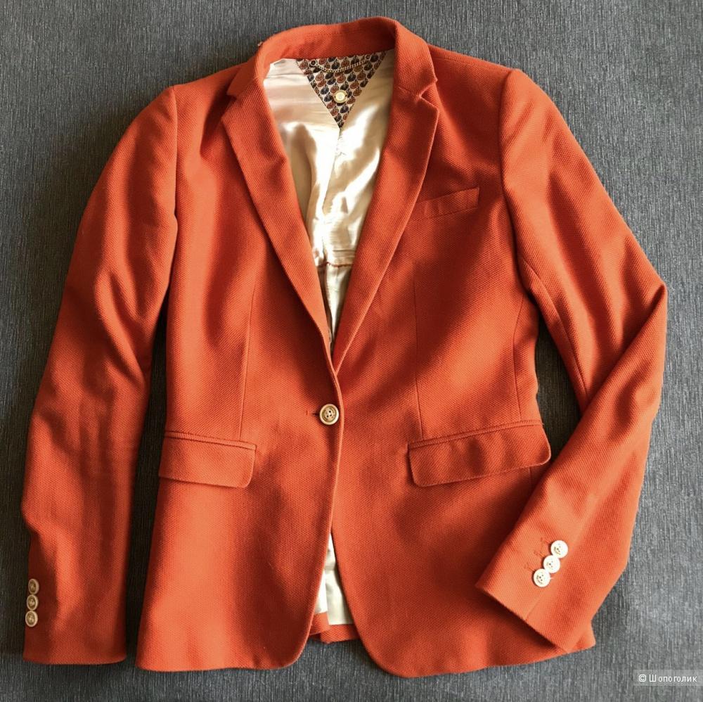 Пиджак Massimo Dutti 34 EUR  размер