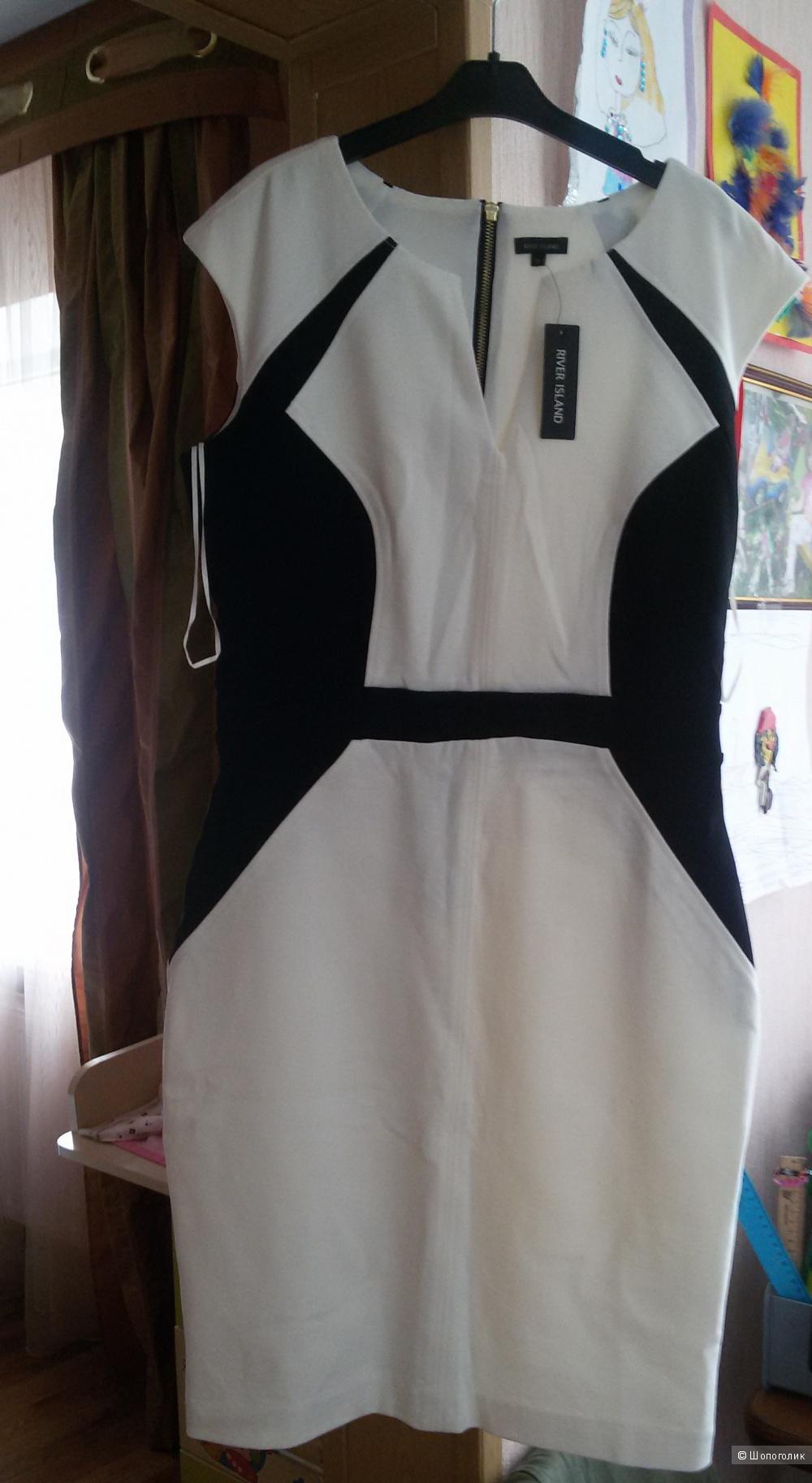 Платье River Island размер UK 14 eu 40 рос 46-48