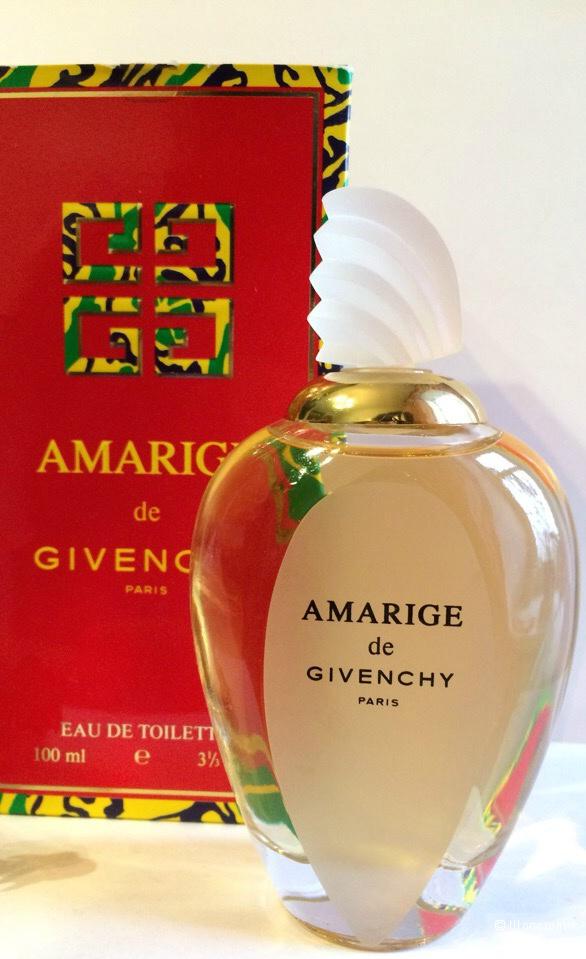Флакон ХХL - Amarige Givenchy 100мл.  EDT